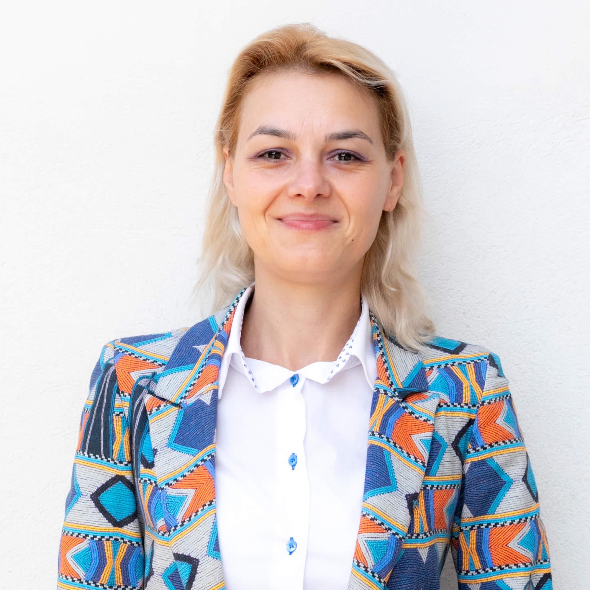 Monica-Luiza Dobre