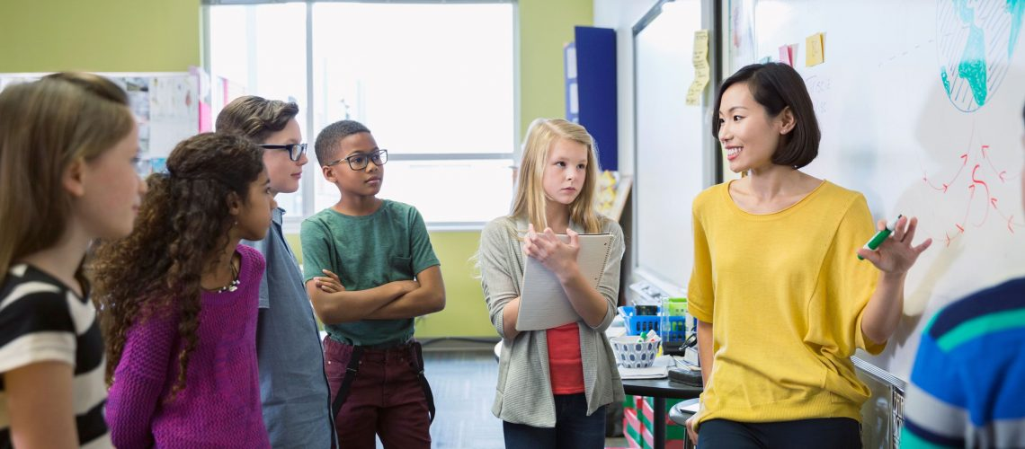 IDENTIFYING FEAR IN THE FOREIGN LANGUAGE CLASSROOM